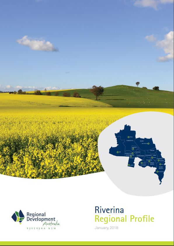 Riverina Regional Profile front cover.JPG