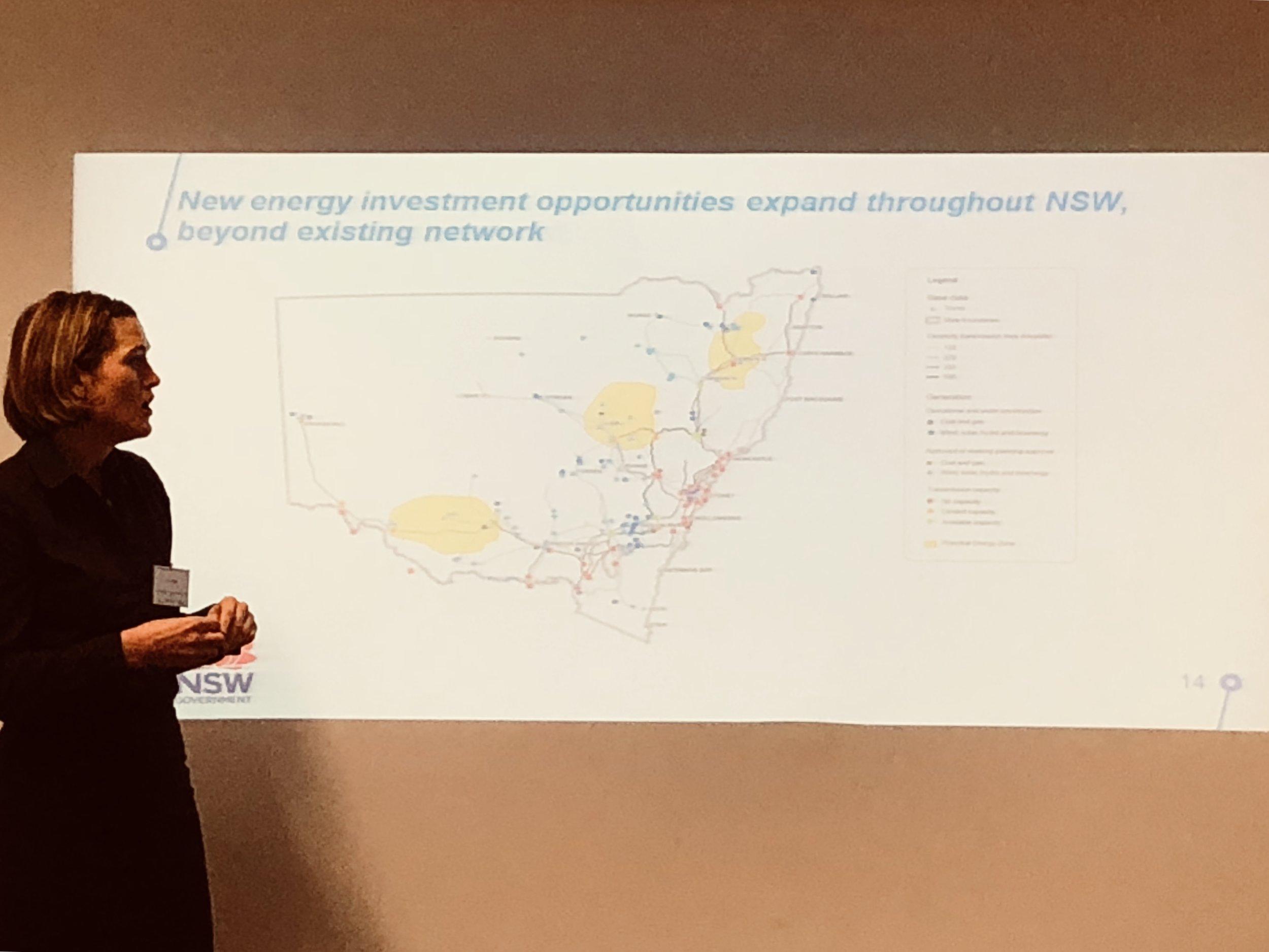 Rachel Hayden - NSW Department of Planning and Environment