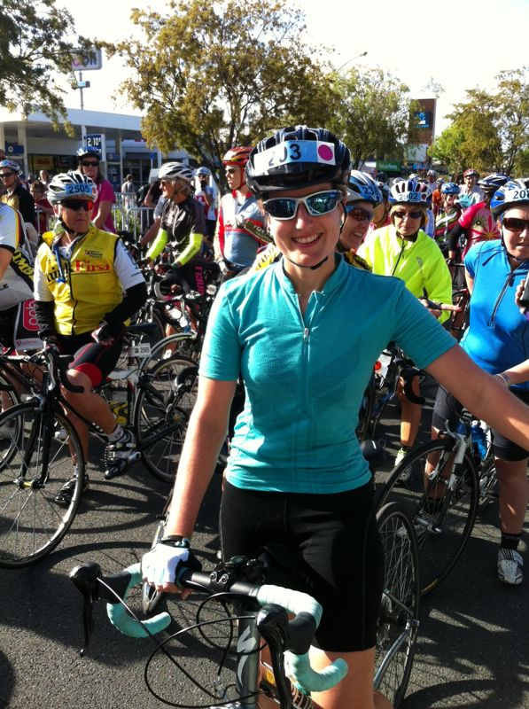 Lake Taupo Cycle Challenge