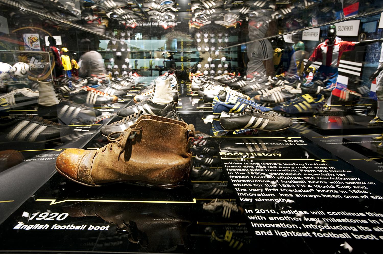 adidas world cup week / Showroom /  uniplan