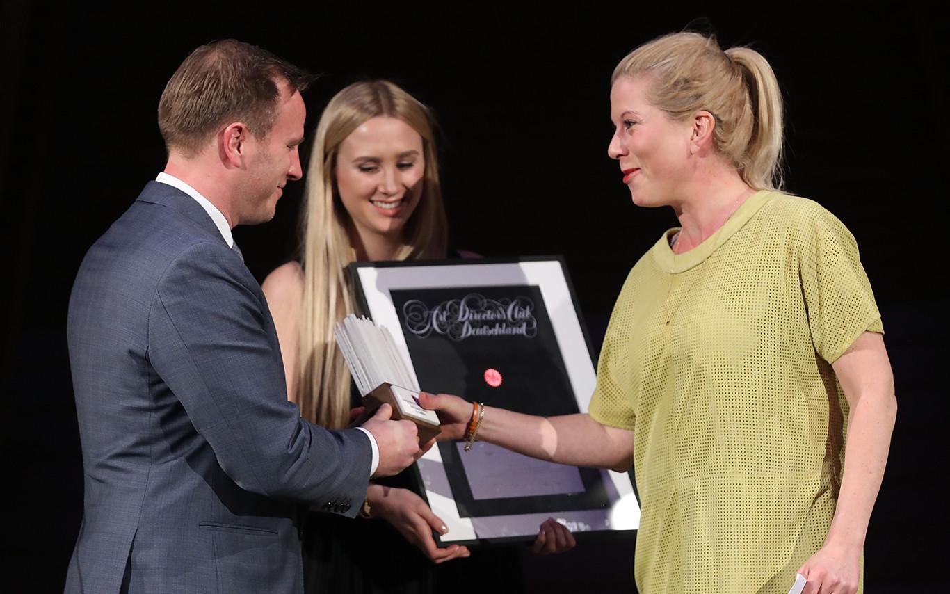 ADC Dare Greatly Award by Cadillac /  Avantgarde