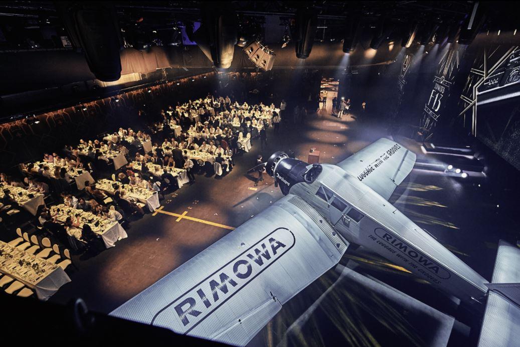 Erstflug der Junkers F13 /Rimowa / VIP-Event /  Avantgarde