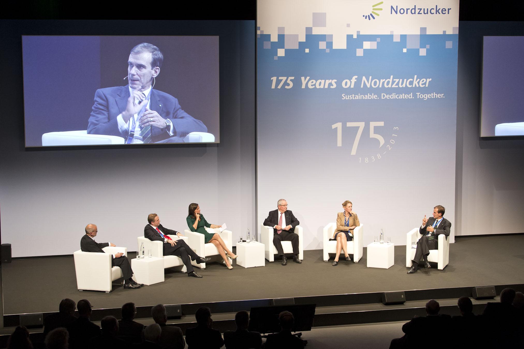 175 Jahre Nordzucker / Jubiläumsevent /  facts and fiction