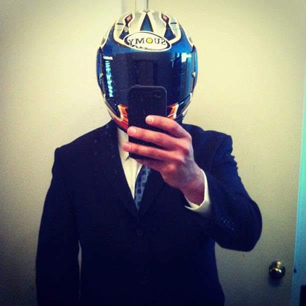 LAndy Cordero - Owner of SD Moto  Motorcycle Test Engineer