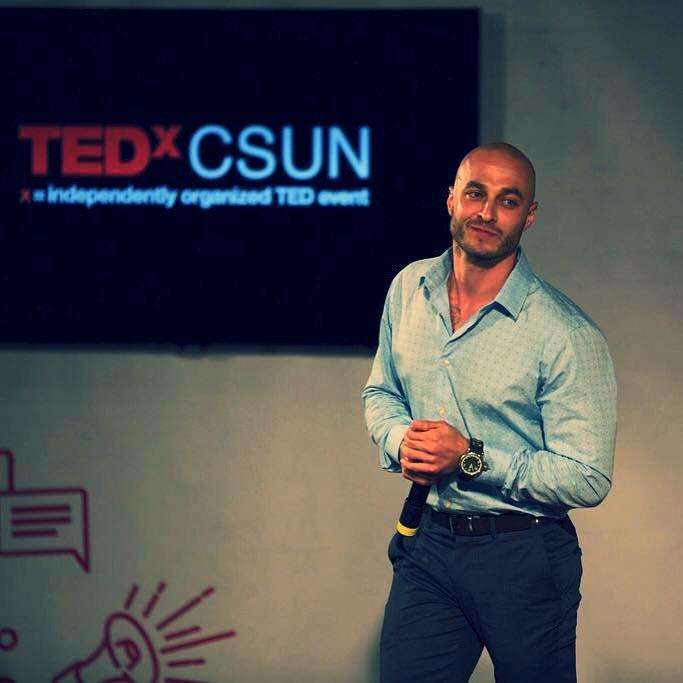 Drew Lucas - Veteran & Gang Youth Advocate   Keynote Speaker