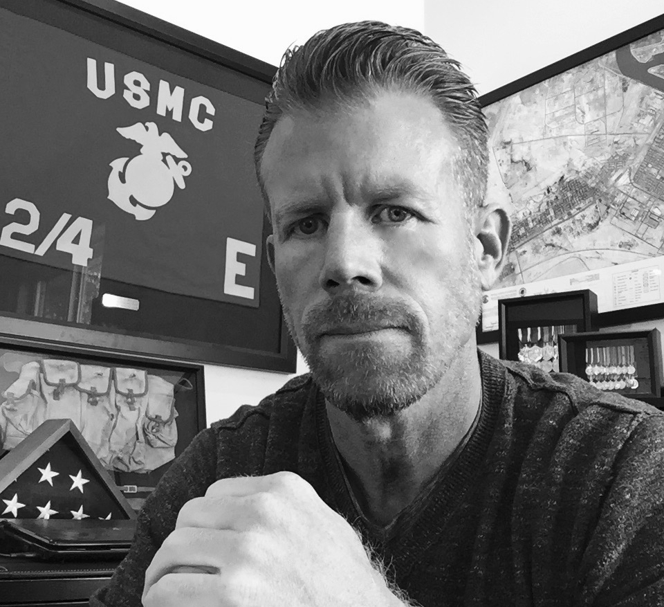 Maj. Scott A. Huesing (Ret) - Author of Echo in Ramadi  Executive Director of Save the Brave