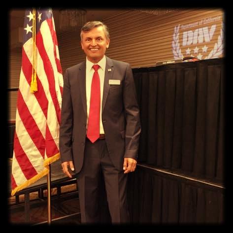Daniel Contreras - CEO/Adjutant - Disabled American Veterans, California Chapter   Army Veteran