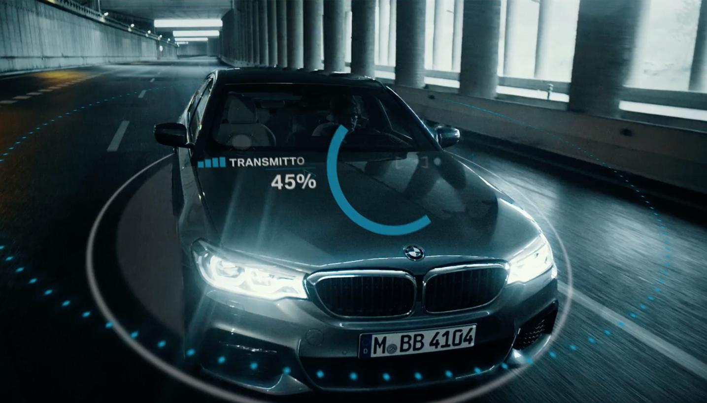 BMW  Digital Image film