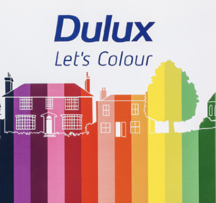 Let's Colour for Dulux: 10 years Superbrand status