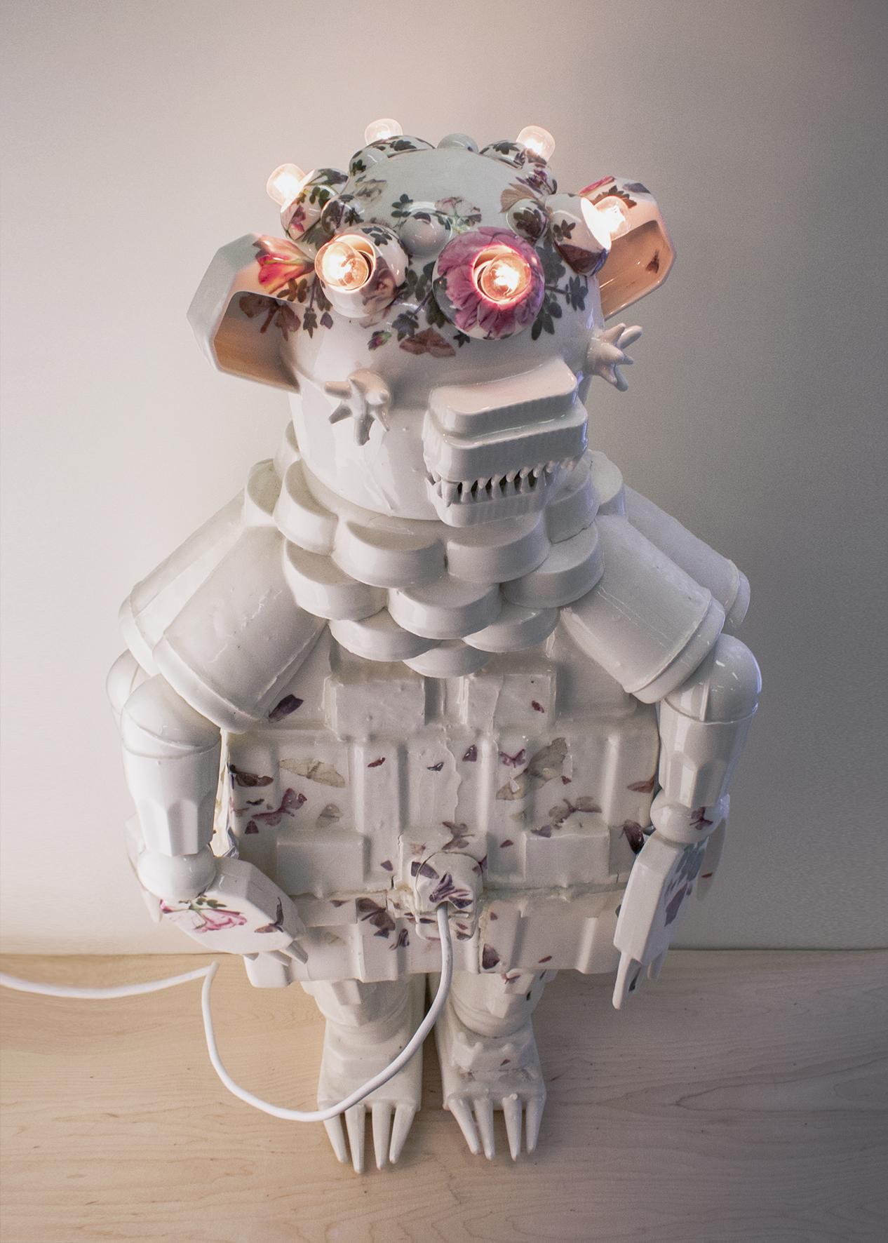 Rose Bear, 2012