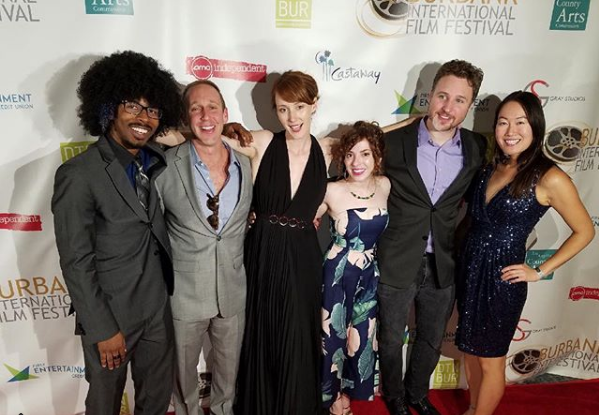 Great Hair Productions at the Burbank International Film Festival