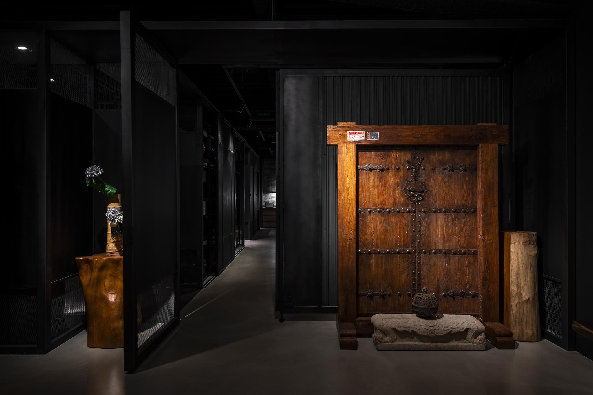 AAAID 商業空間設計案例|汐止古董倉庫