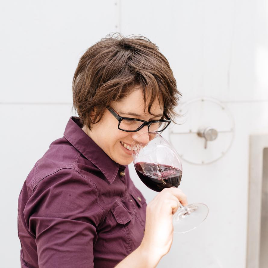 Vanessa Altmann Young Gun of Wine 2017 Finalist