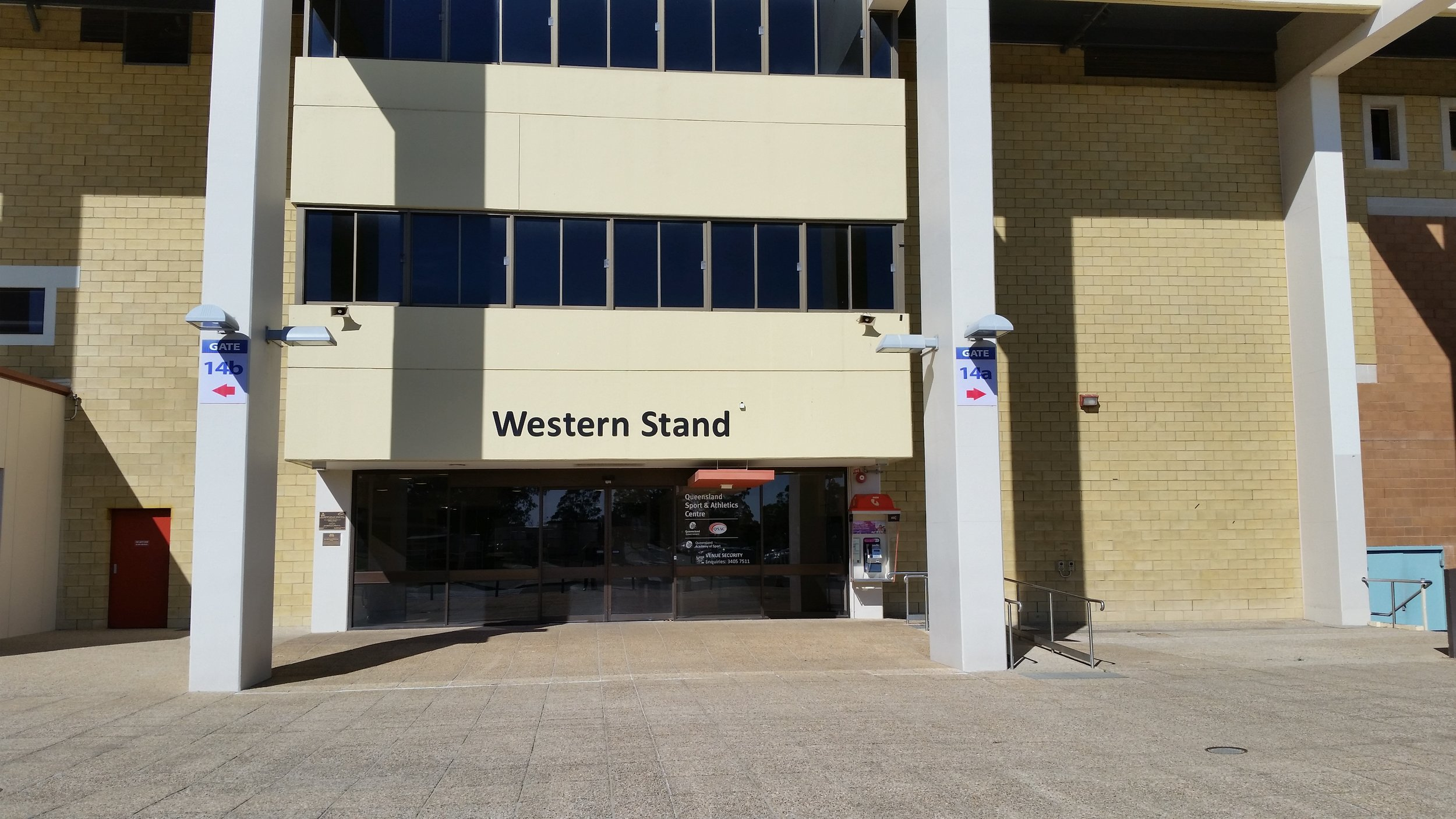 5 Entrance to the Western Stand and the BCSC Show.jpg