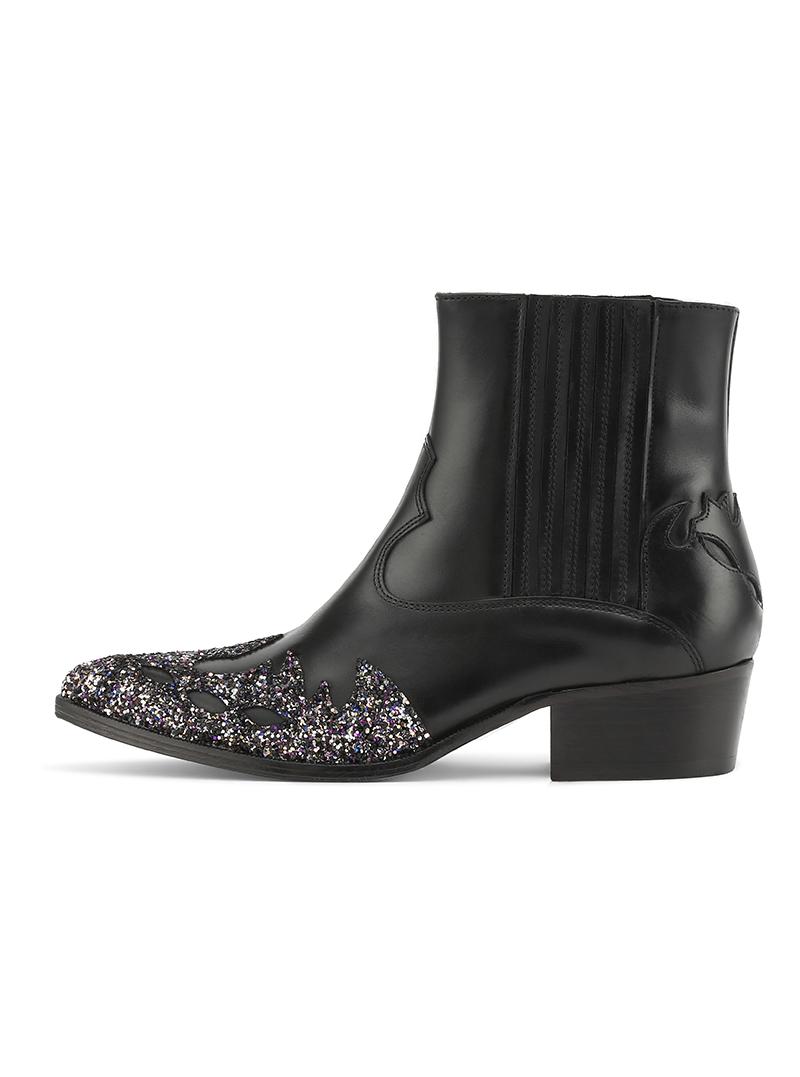 Add Cowboy Boot Glitter