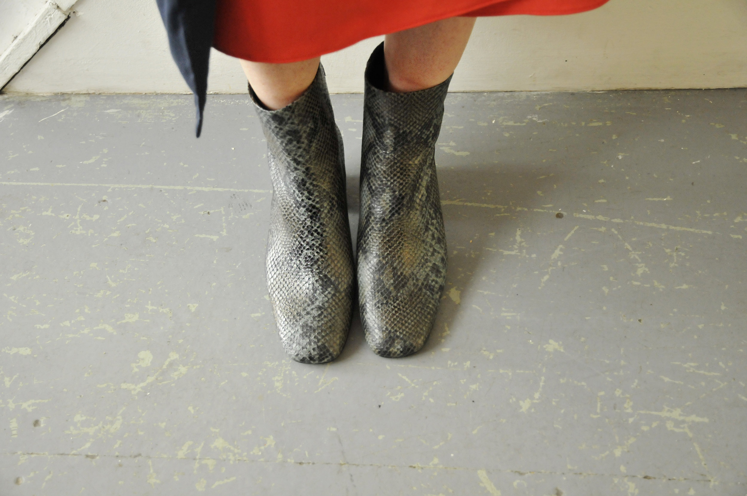 Seven Boot Lane Boots