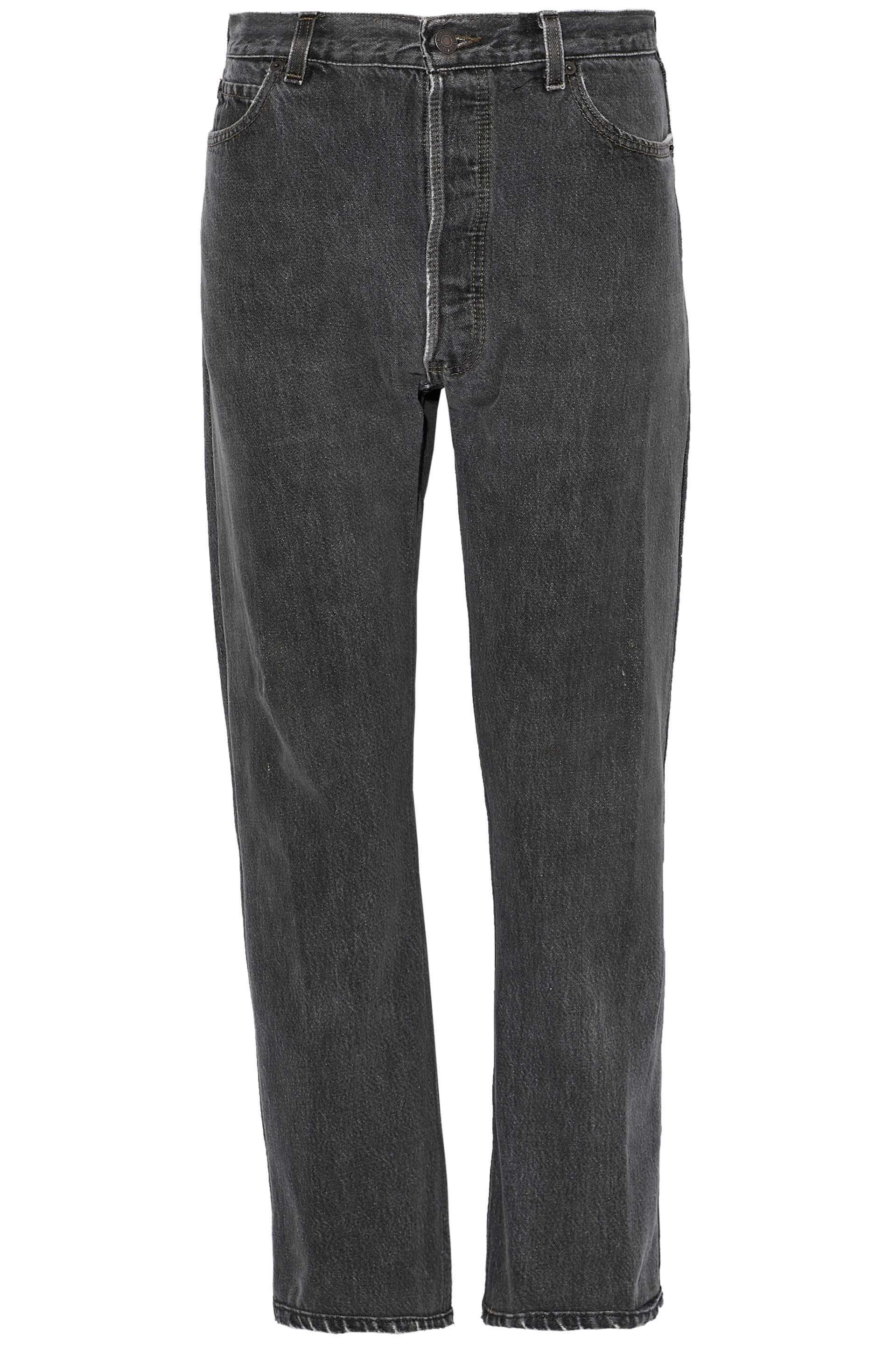 RE/DONE by Levi's High-waisted Straight-Leg Jeans