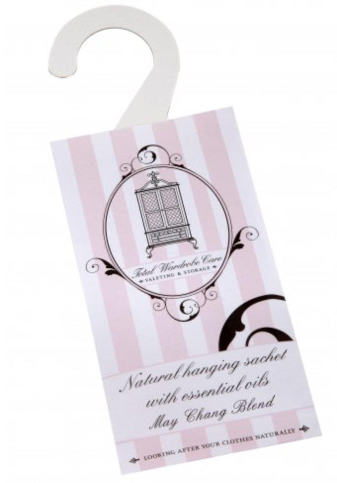 Total Wardrobe Care Natural Anti-Moth Hanging Sachet