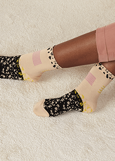 Happy Socks Ruby Ankle Sock