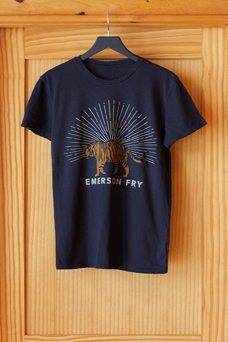 Emerson Fry Tiger T-shirt