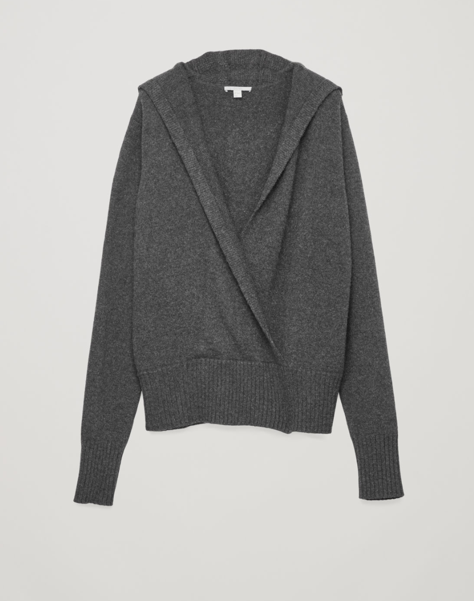 COS Cashmere Hoodie