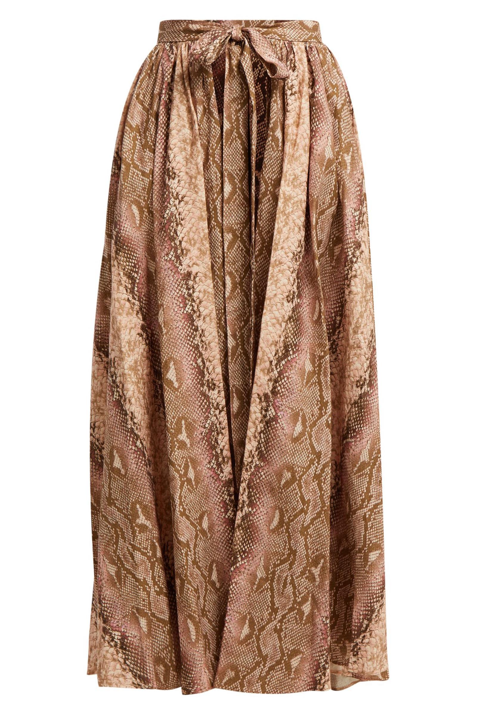 Emilia Wickstead Python Skirt