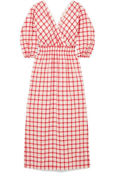 Mara Hoffman Nami Organic Cotton Gauze Dress