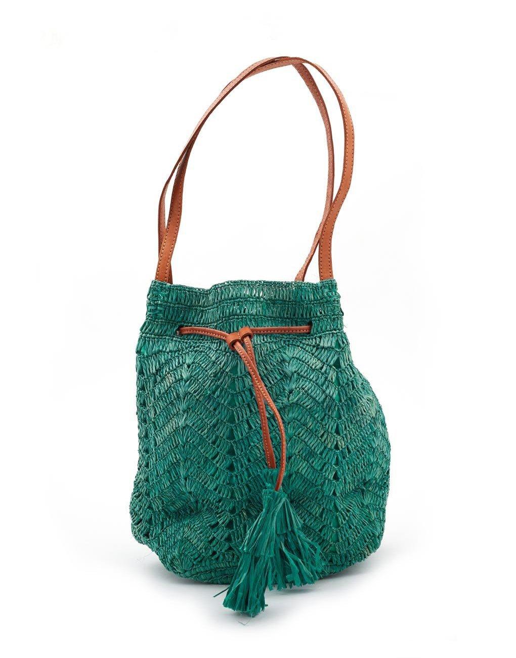 The Little Market Bucket Bag
