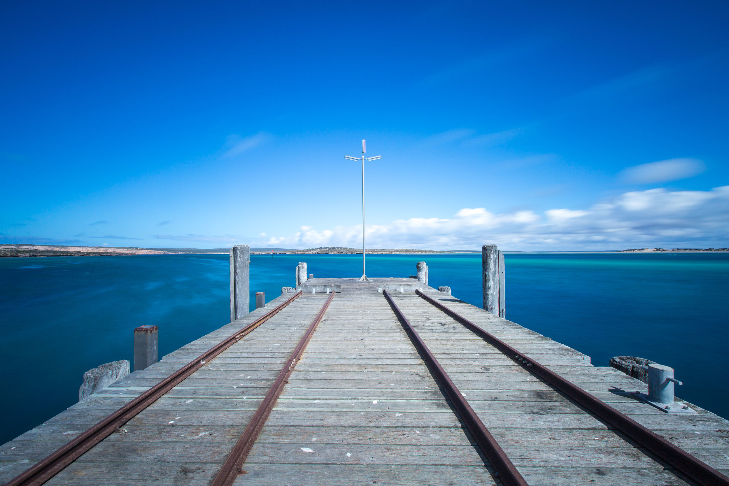 Brad Leue Venus Bay Jetty