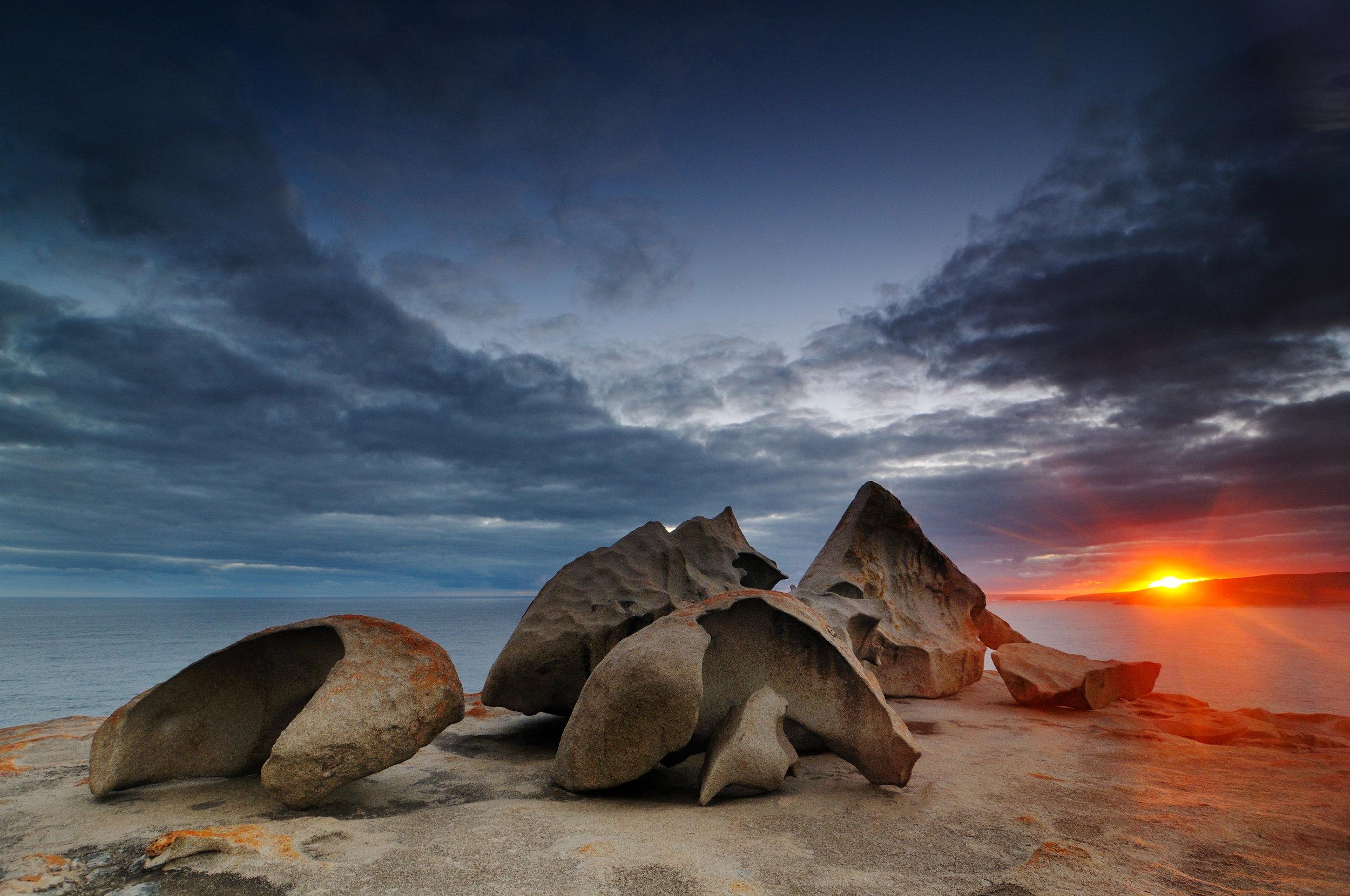 Rock formation, Kangaroo Island (dreamstime).jpg