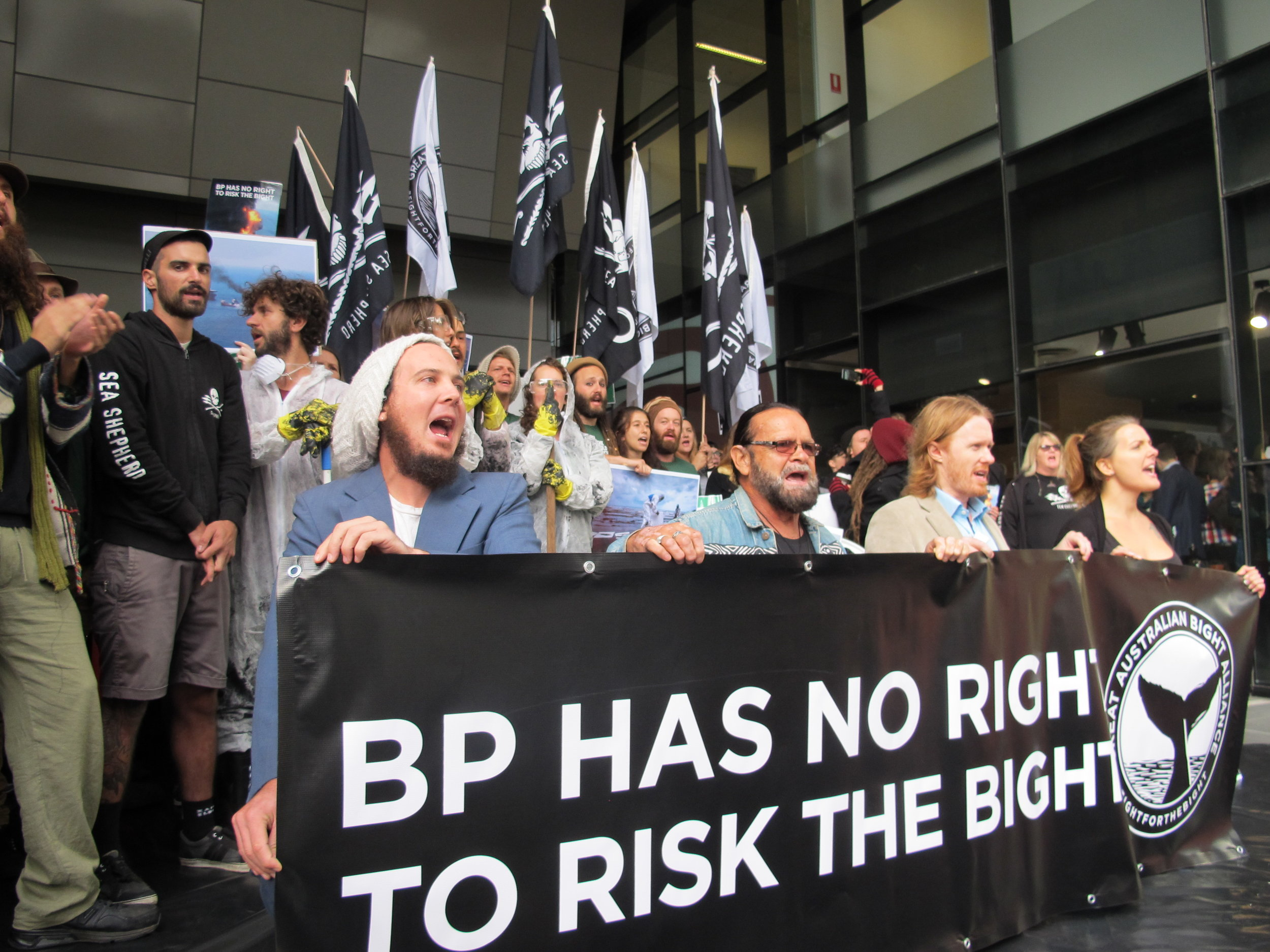 BP Melbourne AGM 2016