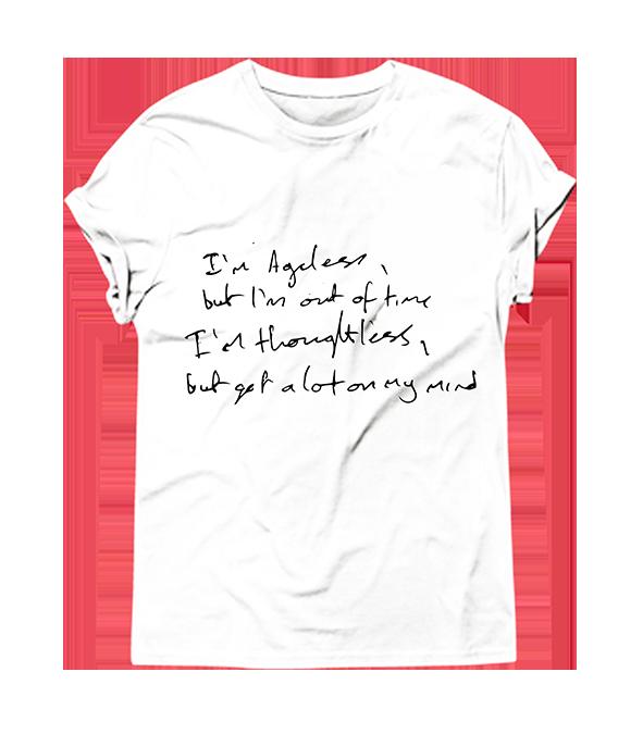 Ageless T Shirt – L.A. Salami