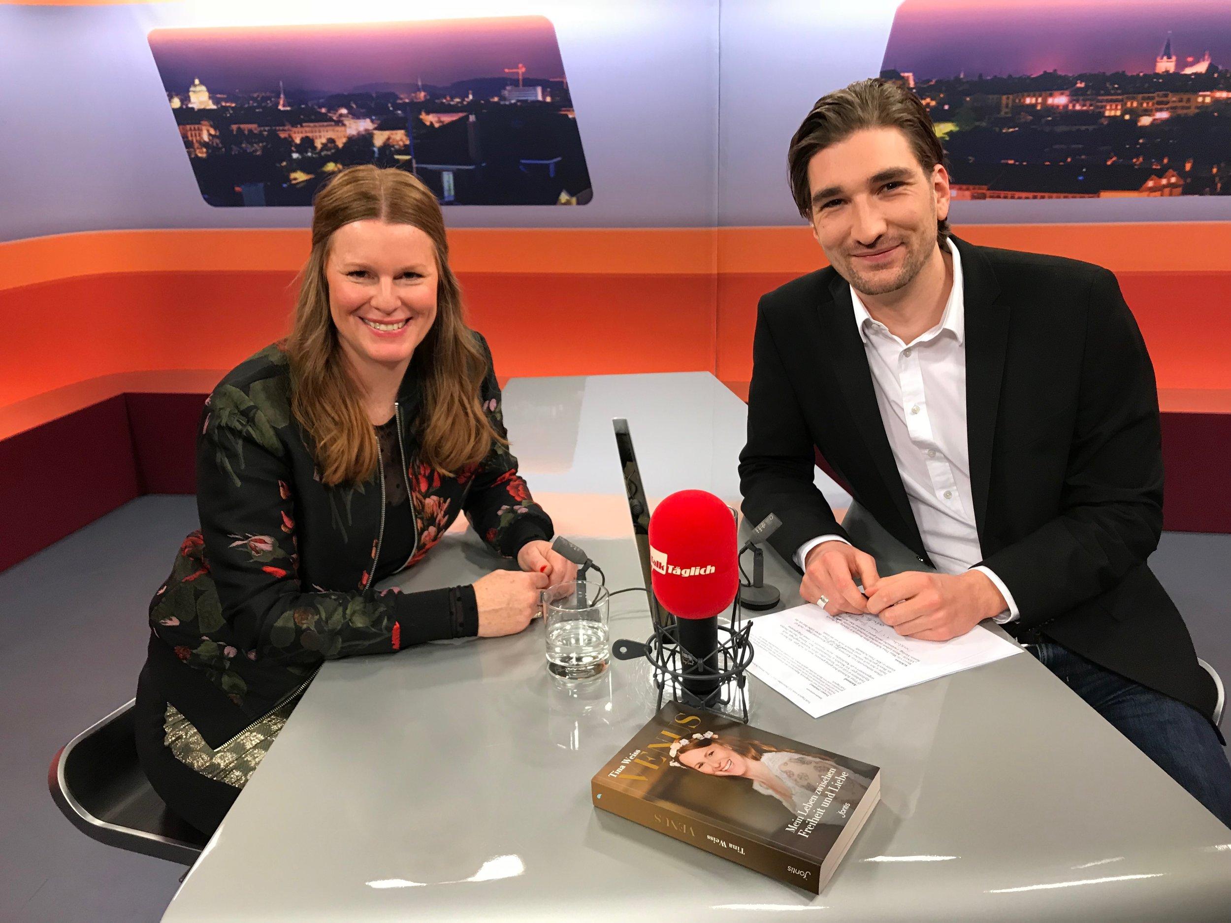 TeleBärn Talk Dezember 2017   TalkTäglich mit Dominik Meienberg
