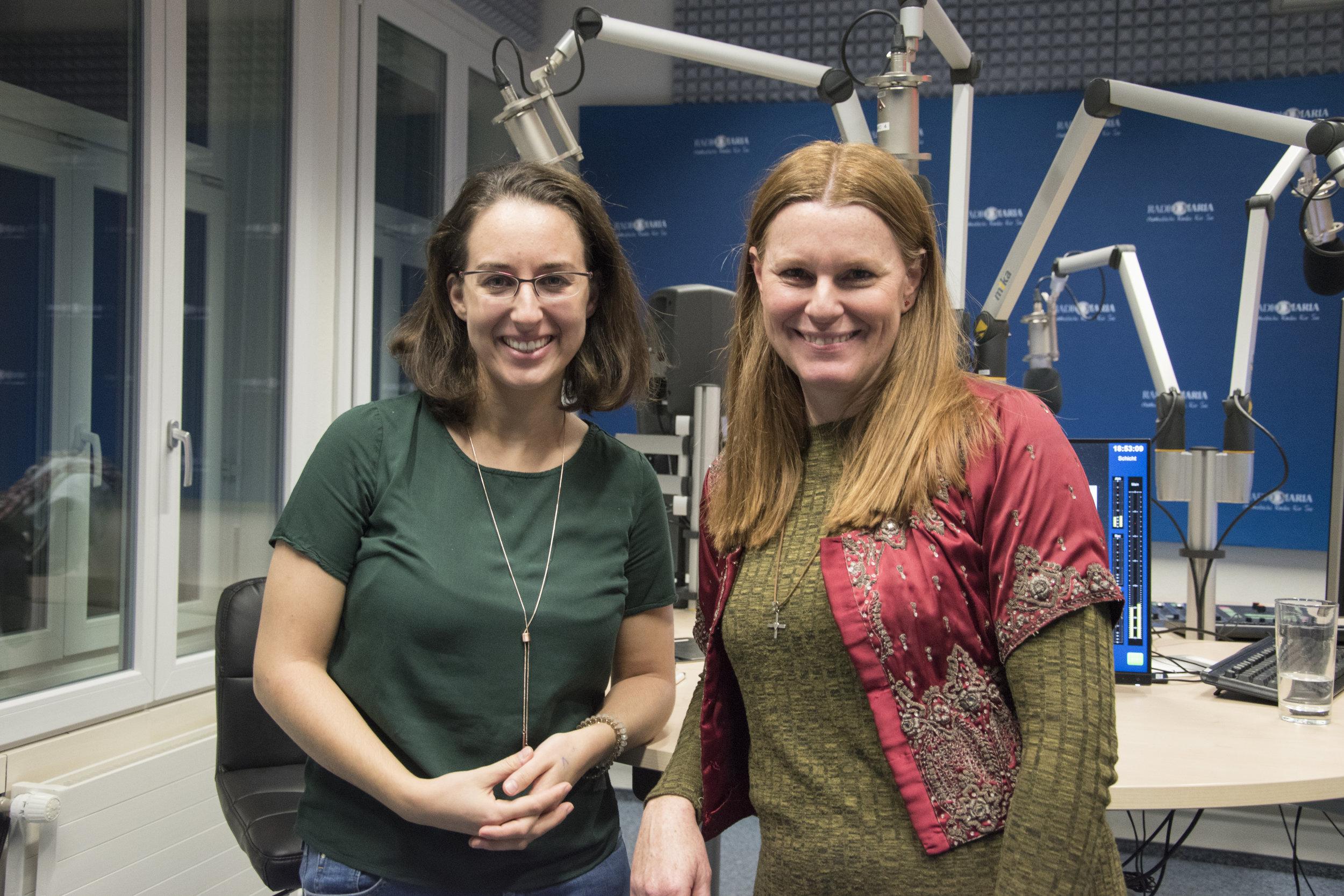 Radio Maria November 2017   Christ im Leben mit Laura Jacober