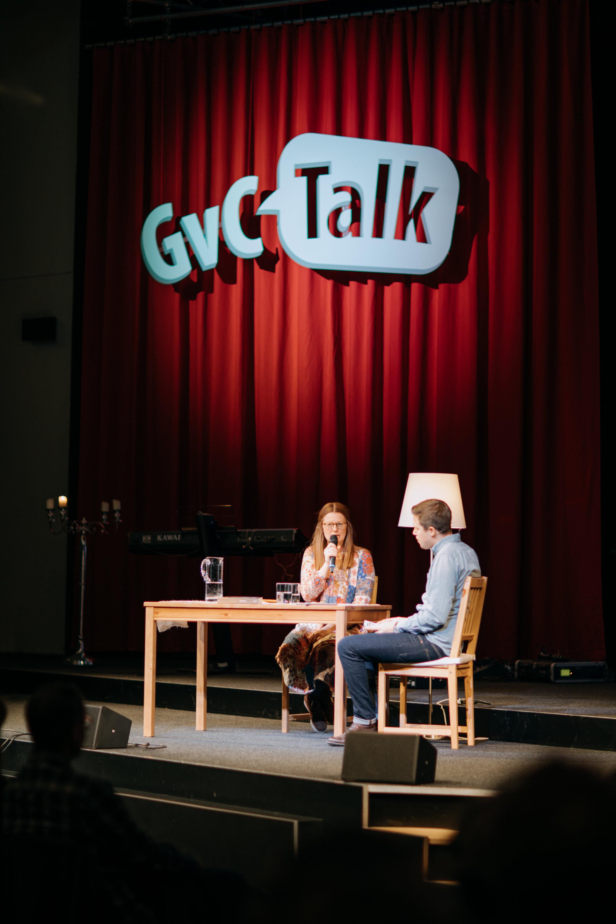 GVC Winterthur Dezember 2017   Talk mychurch mit Dani Weber