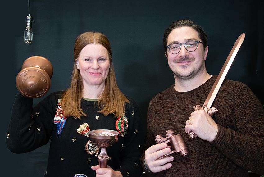 Radio Maria Dezember 2018   «Mini Familie - mis Dihei» mit Laura Jacober