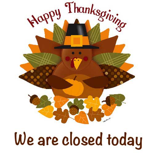 Closed for Thanksgiving .jpg