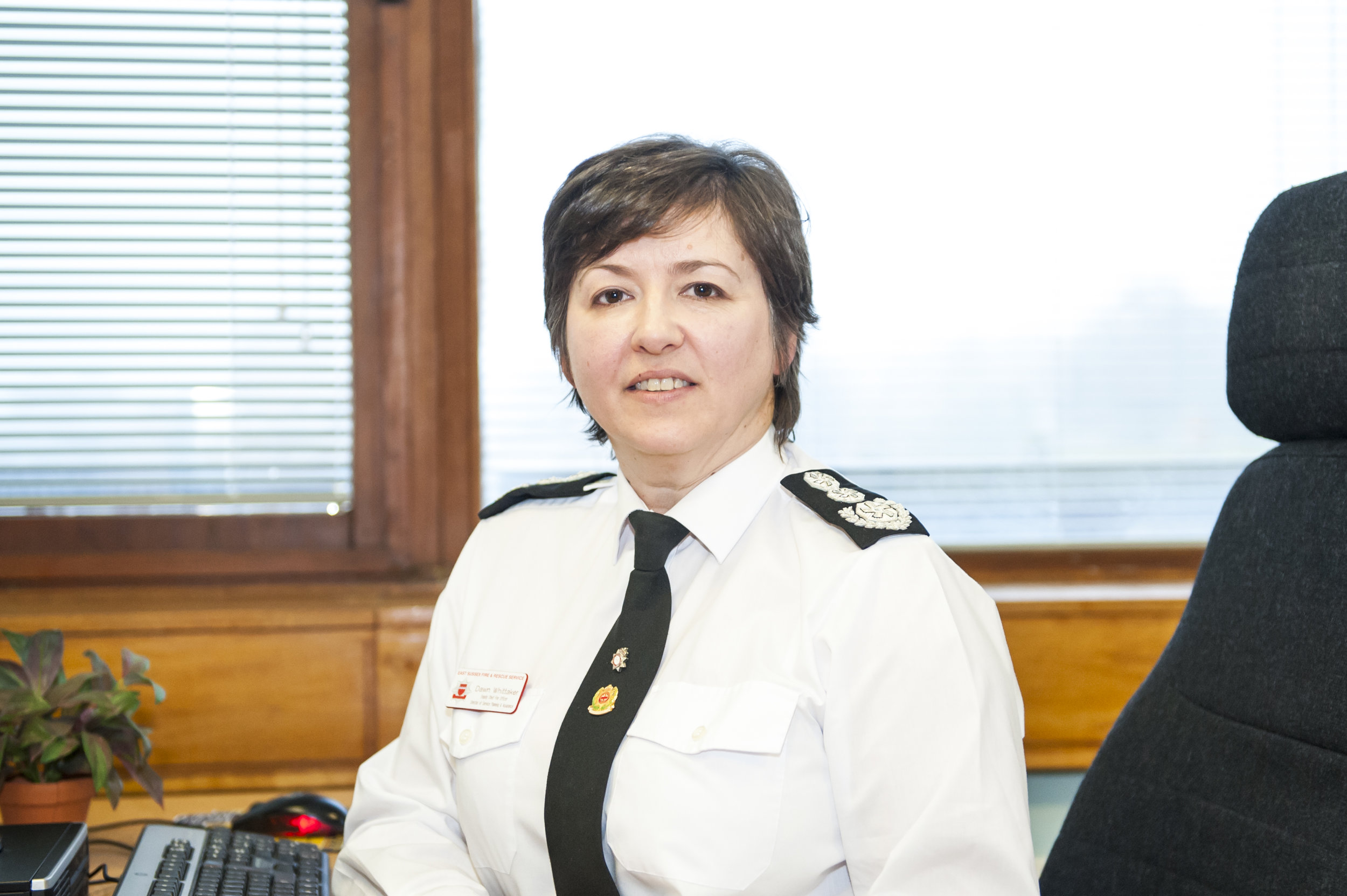 Dawn Whitaker, Chief Fire Officer for East Sussex Fire and Rescue, is urging emergency services organisations to ensure they submit nominations for the APD Control Room Awards.
