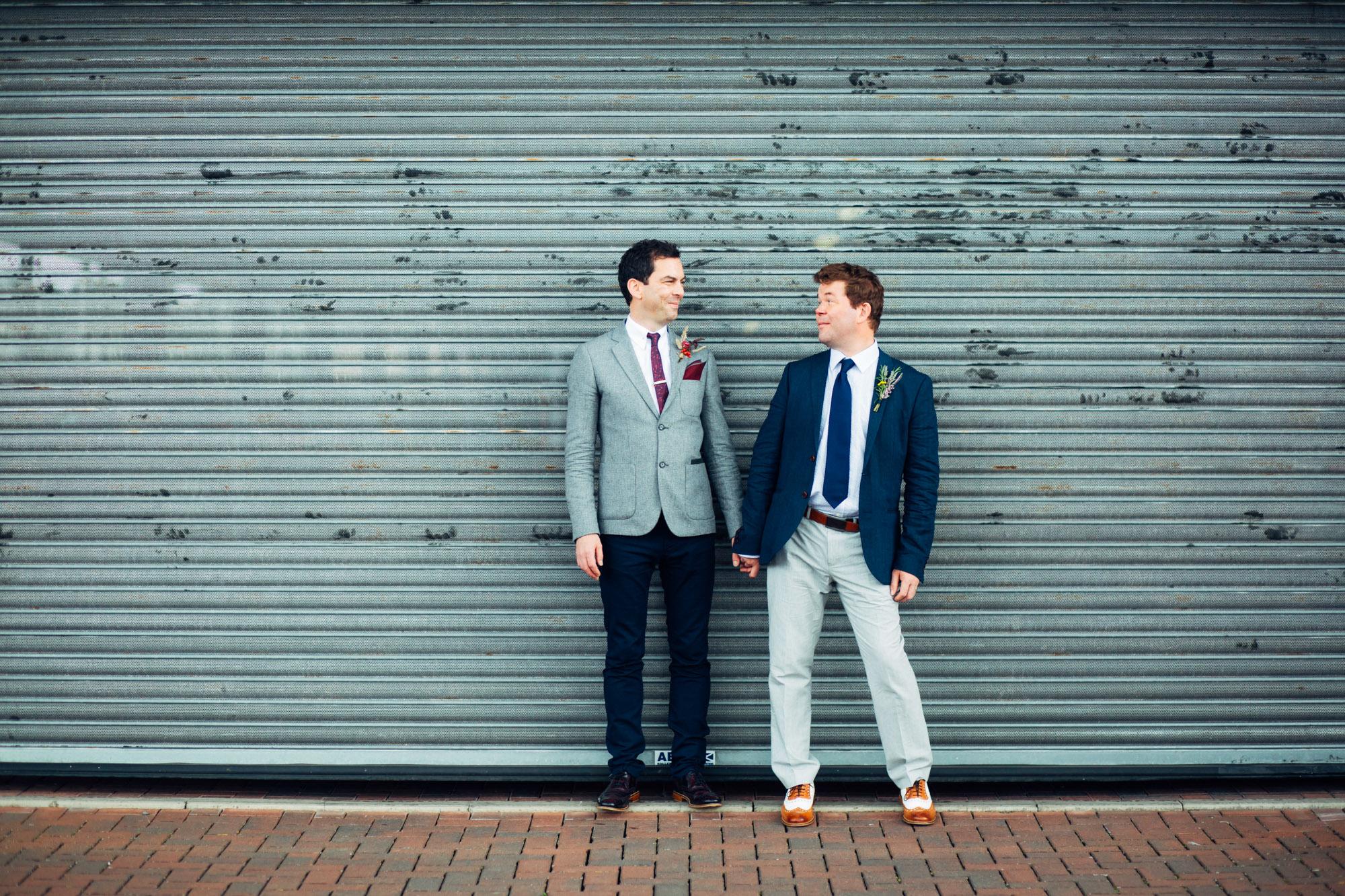 Gary & Dominic -