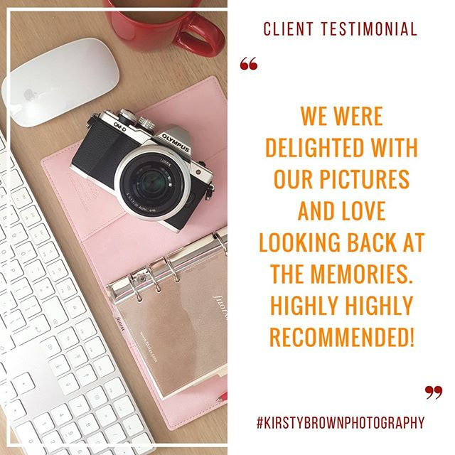 More lovely words that make my day! . . #kirstybrownphotography #dundee #scotland #weddingphotographer #weddingphotography #photographer #photography #wedding #love #couple #marriage #proposal #engagement #elopement #creative #artistic #honest #natural #fun #relaxed #selfemployed #workfromhome #ilovemyjob #feedback #testimonial