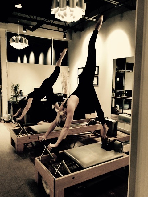 Arabesque Three with Haylee Edwards and Michelle Weilart, Pilates Connection, Dallas, TX