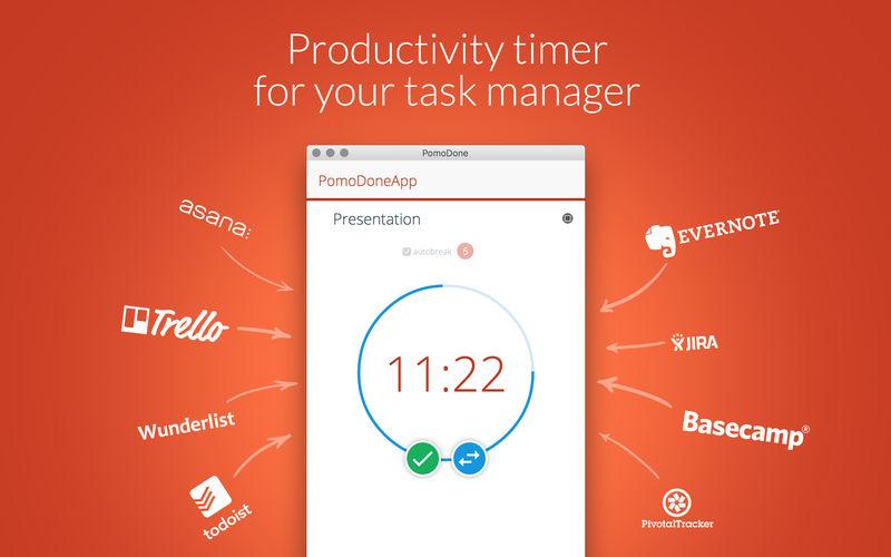 Pomodone Pomodoro Timer App - Best to Try
