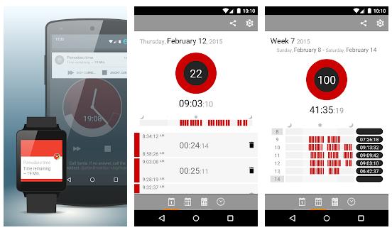 Clockwork Tomato Pomodoro Timer App - Best to Try