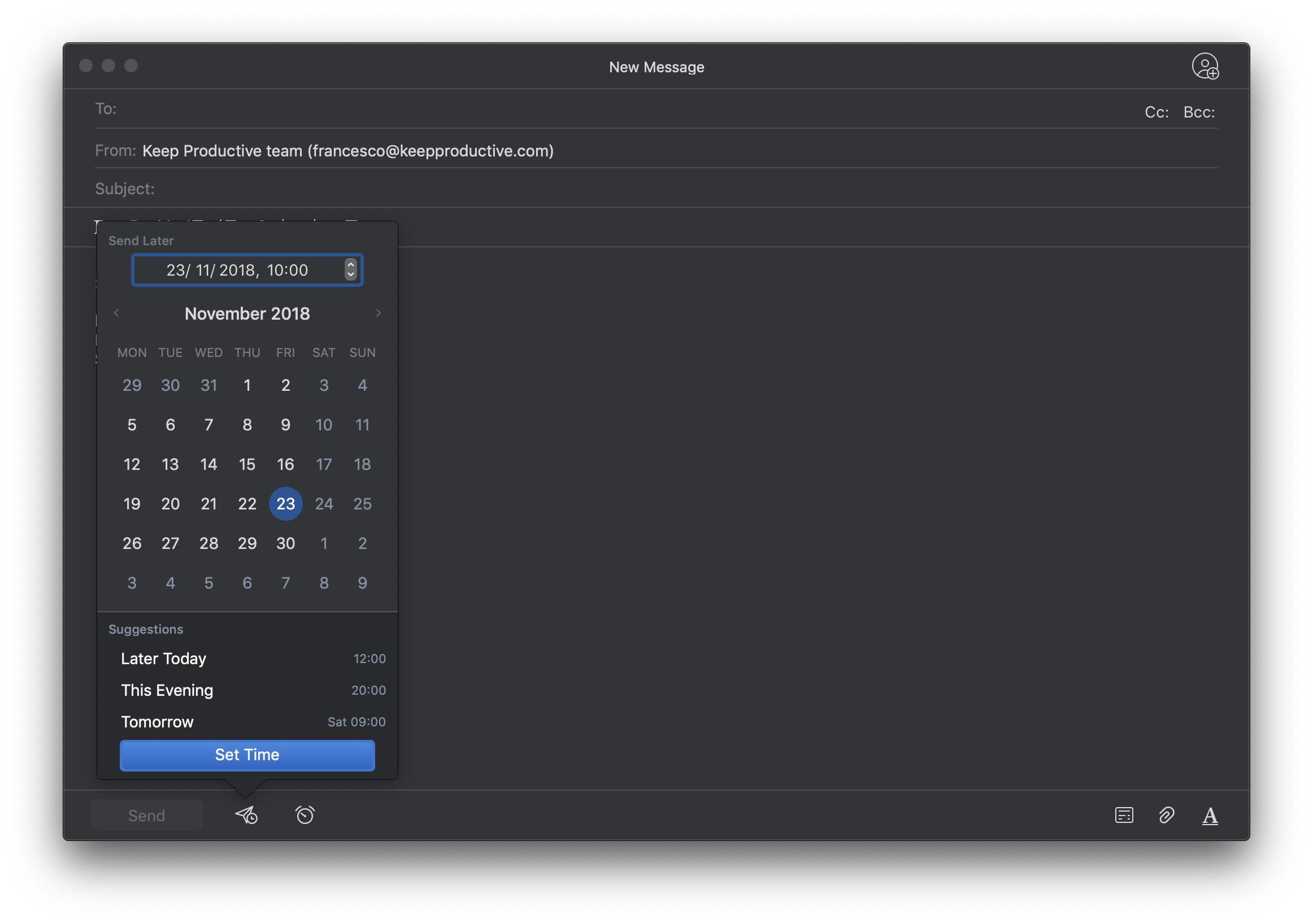 Schedule an email for later in Spark.png