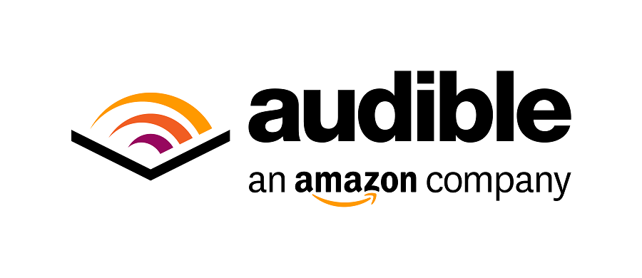 The benefits of Audible reading - audible logo