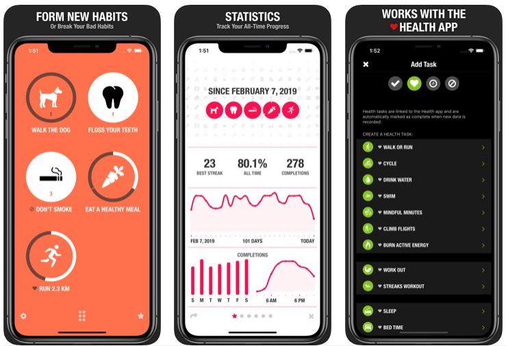 Top 5 Habit Tracking Apps - Streaks.png