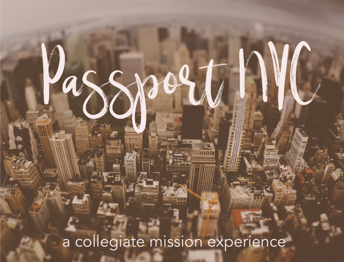 Passport NYC