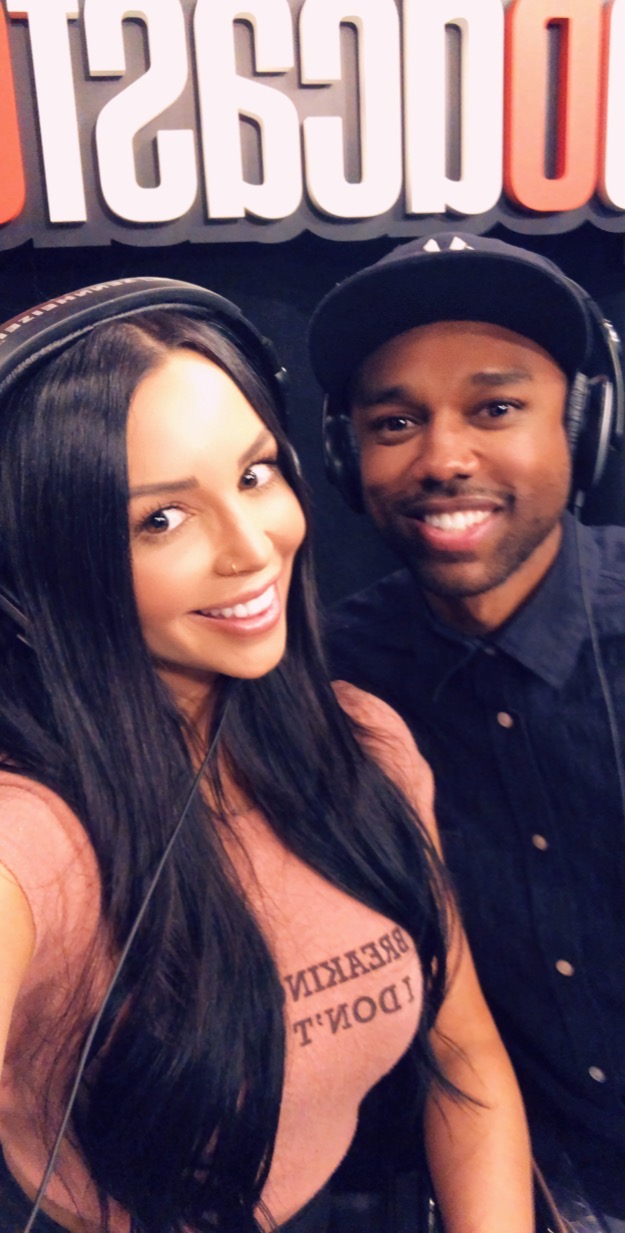 """Scheananigans with Scheana Shay - Bachelor in Paradise star DeMario Jackson has done pretty much everything as he and Scheana play """"Never Have I Ever."""" Then he talks about and whether or not he'll return to Paradise, the struggles of being in the limelight, and of pursuing a career in entertainment. Click here to listen!"""