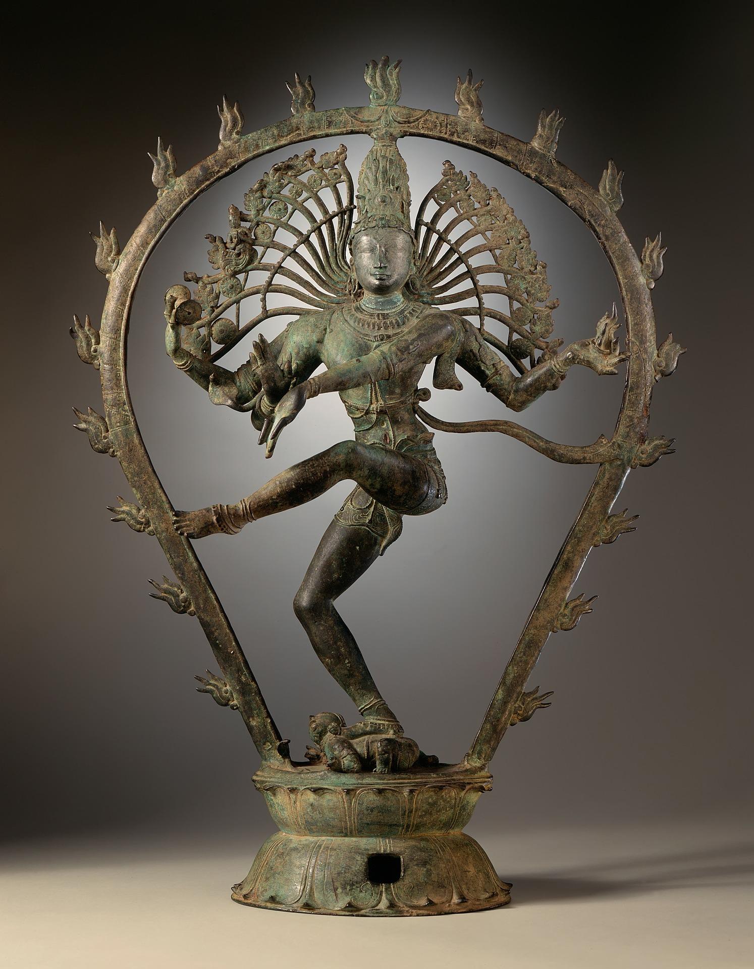 Shiva as the cosmic dancer