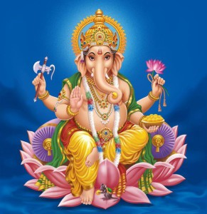 Why does Ganesha have an elephant head? Find out in this workshop!